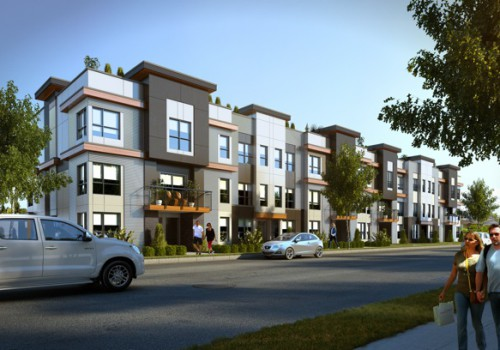 Meridian Townhomes